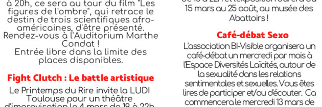 Newsletter Culture Mars 2019